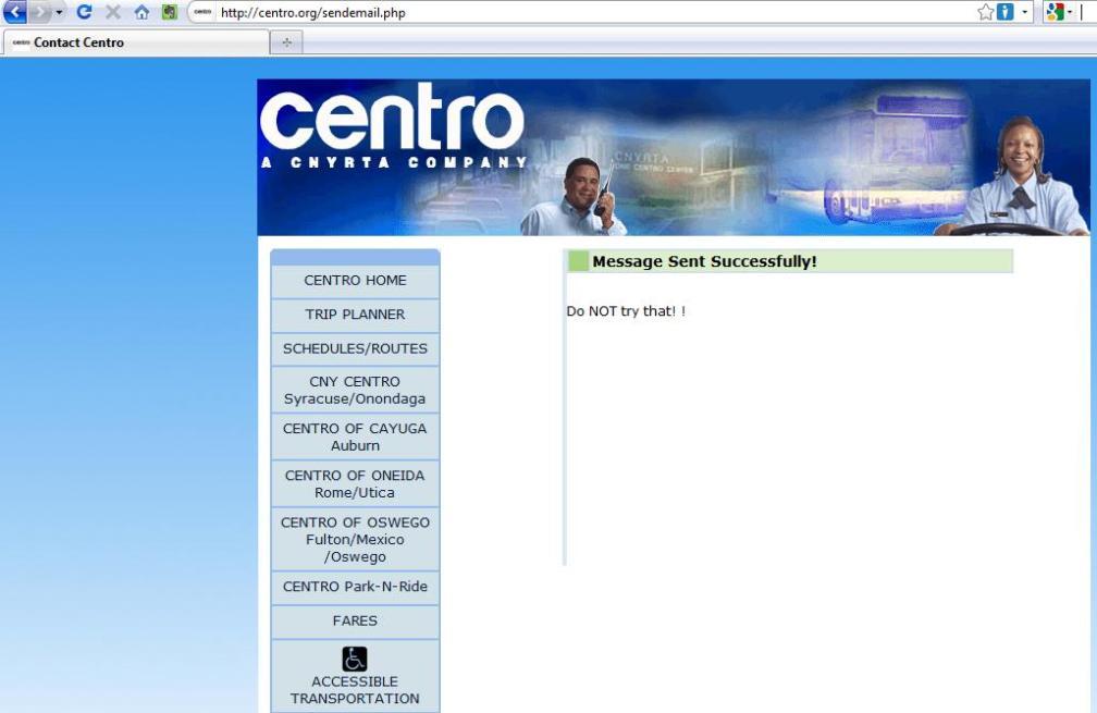 centrofail